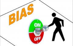 Using data to cut through biases